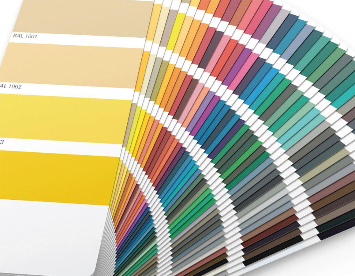 un choix infini de couleurs pour votre véranda